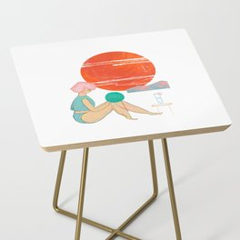 Summer Side Table