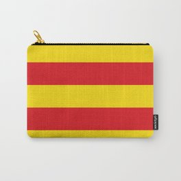 senyera catalunya-catalunya,cataluna,catalonha,espanya,iberica,Barcelona Carry-All Pouch