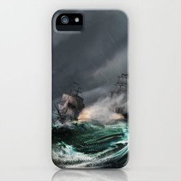 Pirate of the caribbean iPhone Case