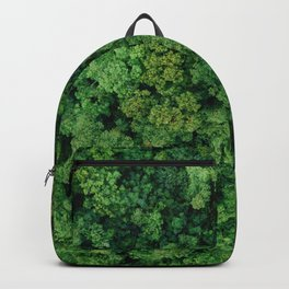 Greenery Forest (Color) Backpack