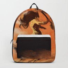 Centaur vs Knight Backpack