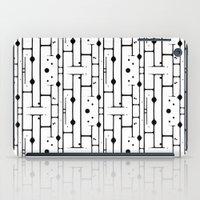 birch iPad Cases featuring Birch by Cosmos Creative