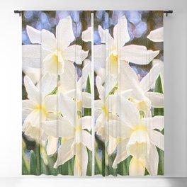 Kiss of Spring Blackout Curtain