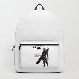 Charlie Dont Surf Backpack