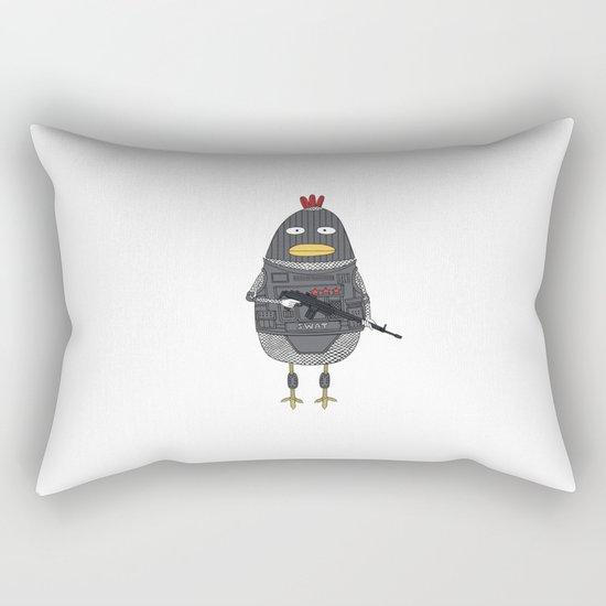 S.W.A.T. Rectangular Pillow