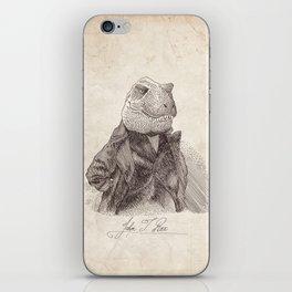 John T. Rex iPhone Skin