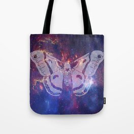 Space Moth (Commission) Tote Bag