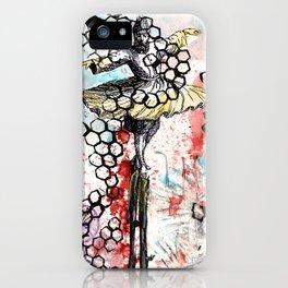 Pink Dervish iPhone Case