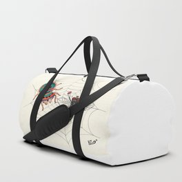 Happy Saint Valentine´s Day Duffle Bag