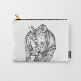 Pen sketch of a Rhino Carry-All Pouch