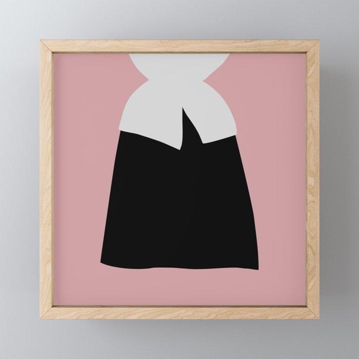 Fashion Forties Framed Mini Art Print