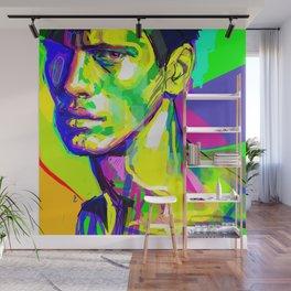 Jules Raynal Colors Wall Mural
