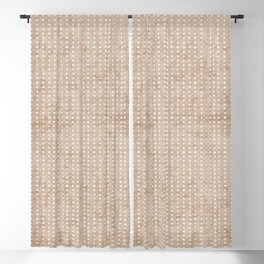 ZEN TILE Blackout Curtain