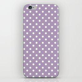 Lavender 2 iPhone Skin