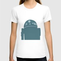 r2d2 T-shirts featuring R2D2 by olive hue designs