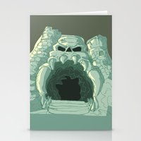 castle Stationery Cards featuring castle by neicosta