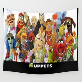 The Muppets Wall Tapestry