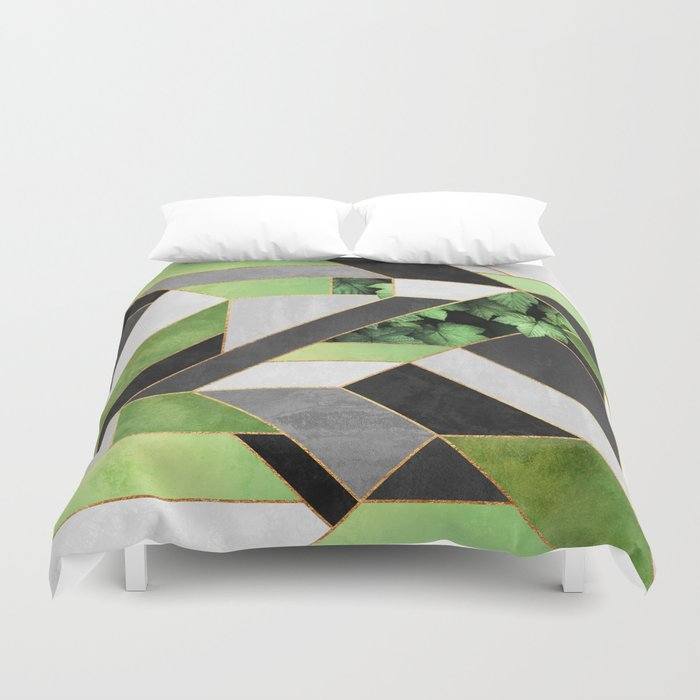 Construct 2 - Secret Garden Duvet Cover