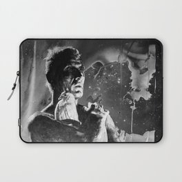 Like tears in rain - black - quote Laptop Sleeve