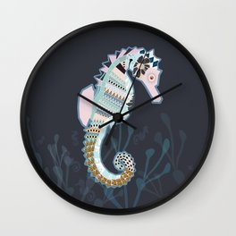 protect our sealife Wall Clock