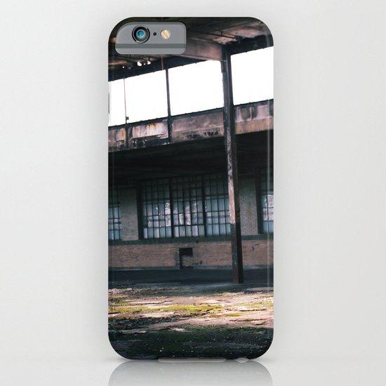 Echos of Industry iPhone & iPod Case
