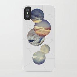 Mobile Sky iPhone Case