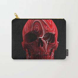 Devilish Skull Carry-All Pouch