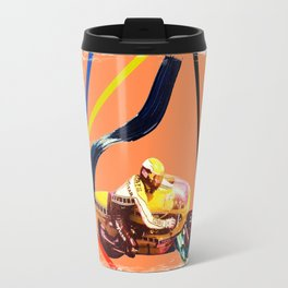 Motorcycle exhaust Travel Mug