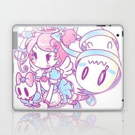Magical Girl vs the Ghosties Laptop & iPad Skin
