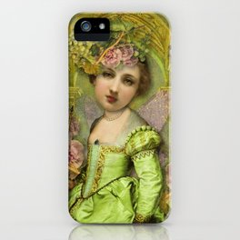 Garden Delight iPhone Case