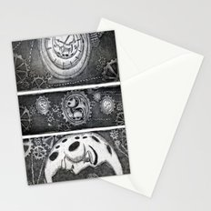Living the Moontime Stationery Cards
