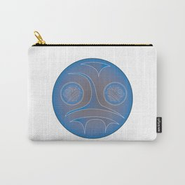 Ancestors Are Watching by: Jody Broomfield Carry-All Pouch
