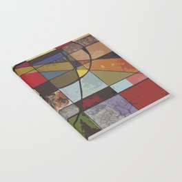 Circle of Colors Notebook