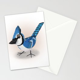 Blue Jay (Canavians Series) Stationery Cards