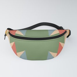 Orange Star - Style Me Stripes Fanny Pack