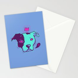 Electric Pit King Stationery Cards