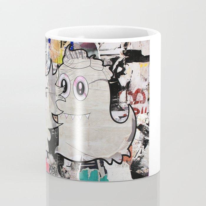 Two Sugar Monsters Coffee Mug