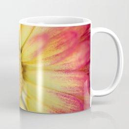 Orange and Yellow Mum Coffee Mug