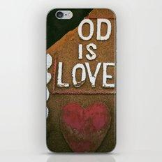 Od Is Love iPhone Skin
