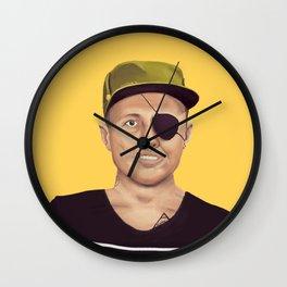 The Israeli Hipster leaders - Moshe Dayan Wall Clock
