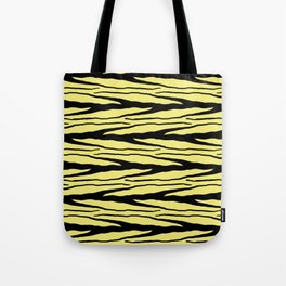 A New Wild - Yellow Tote Bag