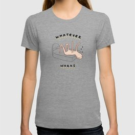 Honest Blob - Whatever Works T-shirt