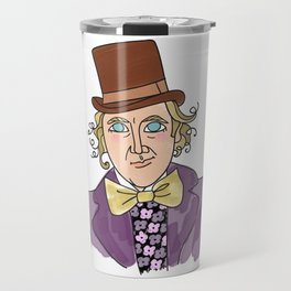 Sweet Gene - Willy Wonka Travel Mug