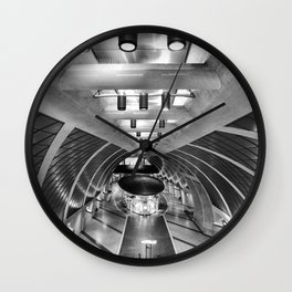 KVB Cologne Metro Wall Clock