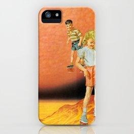 hot stilts  iPhone Case