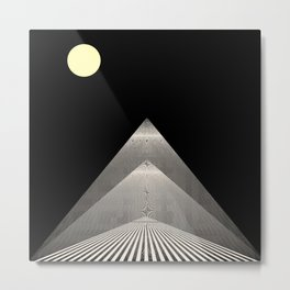Pathway to Enlightenment Metal Print