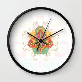 Peacefull Wall Clock