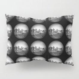 Cross Crystal Ball Pillow Sham