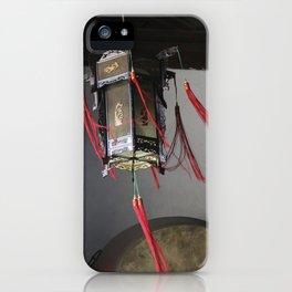 Windy Tassles  iPhone Case