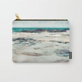 Kauai Sea Foam Carry-All Pouch